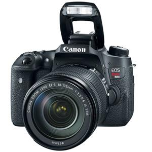 Canon EOS 760D Rebel T6s Kit 18-135 STM Digital Camera